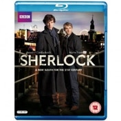 Sherlock Series 1 Blu-Ray