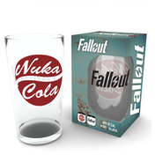 Fallout 4 Nuka Cola Large Glass