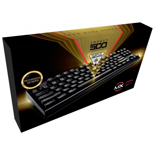 fc5a699e7c1 Turtle Beach Impact 500 Gaming Keyboard US Layout - ozgameshop.com