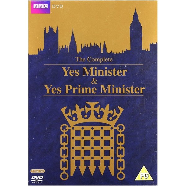 The Complete Yes Minister & Yes, Prime Minister DVD