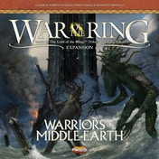 War of the Ring Warriors of Middle-earth Expansion