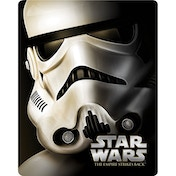 Star Wars: The Empire Strikes Back Episode 5 Steel Book Blu-Ray