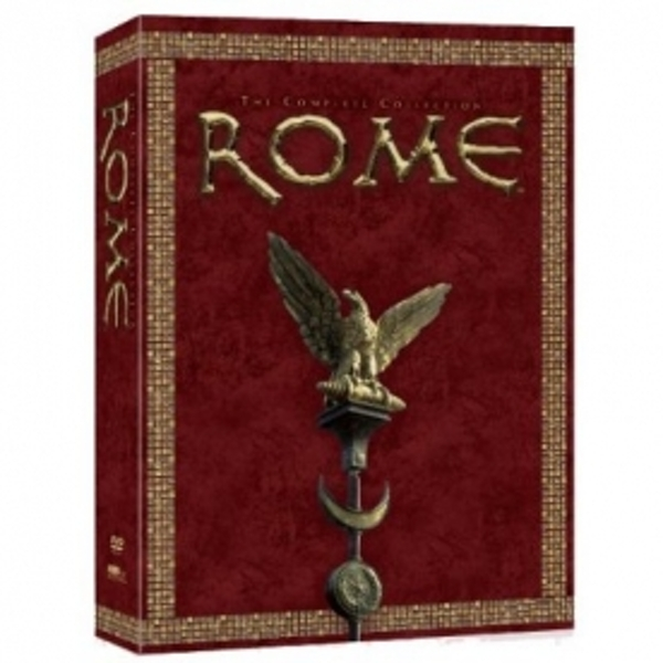 Rome Season 1-2 Box Set DVD