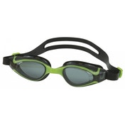 SwimTech Argento Junior Goggles Black/Green
