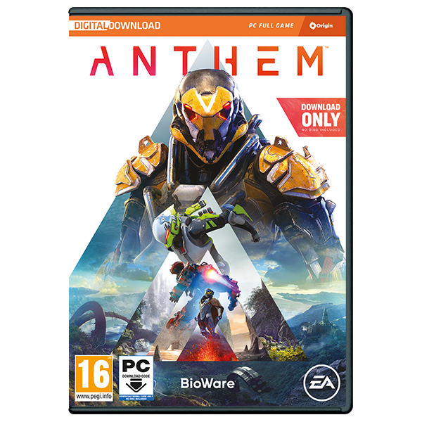 Anthem PC Game (Inc VIP BETA and Day One DLC)