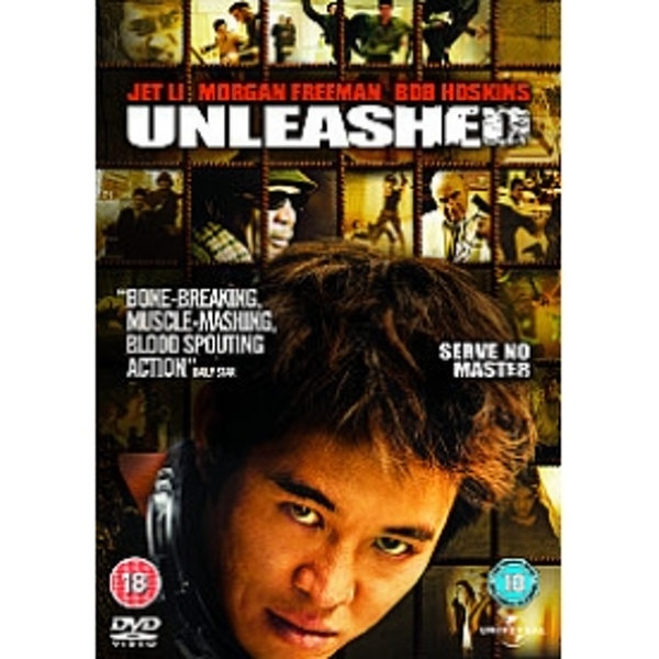 Unleashed DVD