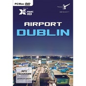 Airport Dublin For X-Plane 10 Game PC