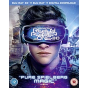 Ready Player One 3D Blu-Ray