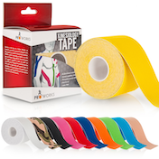 Proworks Kinesiology Sports Tape - Yellow
