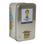 Fifa World Cup Brazil 2014 Official Trading Card Tin Game