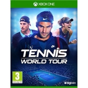 Ex-Display Tennis World Tour Xbox One Game Used - Like New