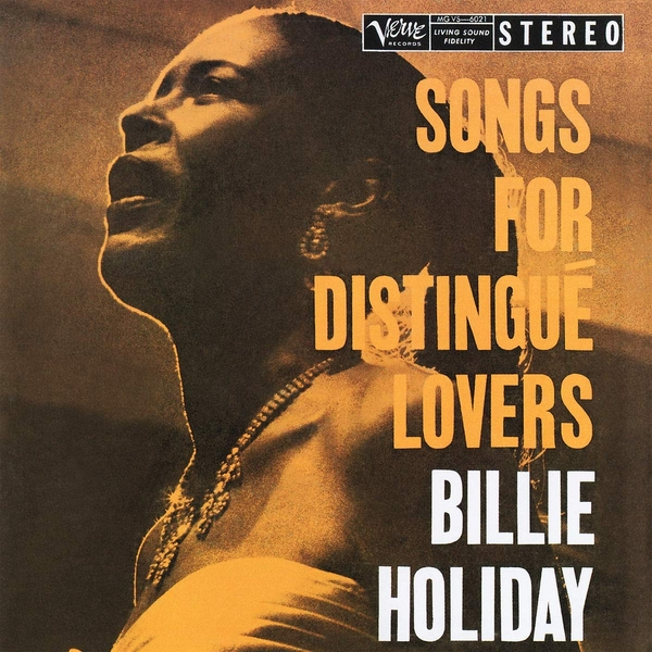 Billie Holiday - Songs For Distingue Lovers 2019 Vinyl