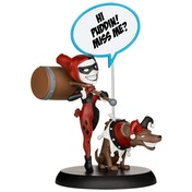 Harley Quinn (DC Comics) Lootcrate Exclusive Q-Fig Figure
