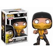 Scorpion (Mortal Kombat X) Funko Pop! Vinyl Figure