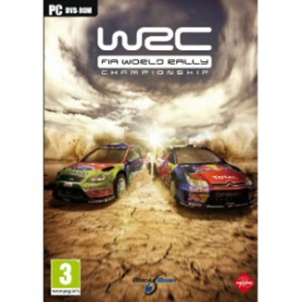 WRC FIA World Rally Championship Game PC - Image 1