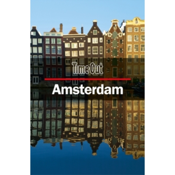 Time Out Amsterdam City Guide : Travel Guide with pull-out map