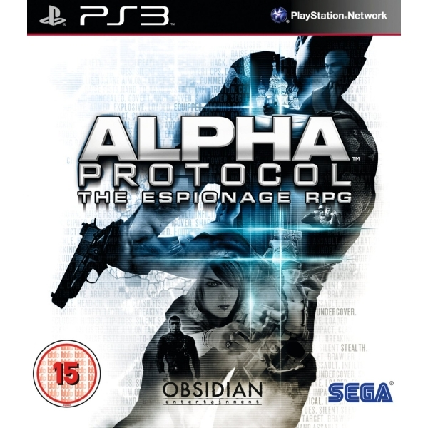 Alpha Protocol Game PS3