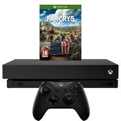 Microsoft Xbox One X 1TB Far Cry 5 Console