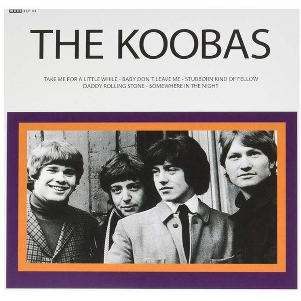 The Koobas ‎– Live In Germany Vinyl