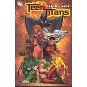 Teen Titans TP Vol 01 A Kids Game
