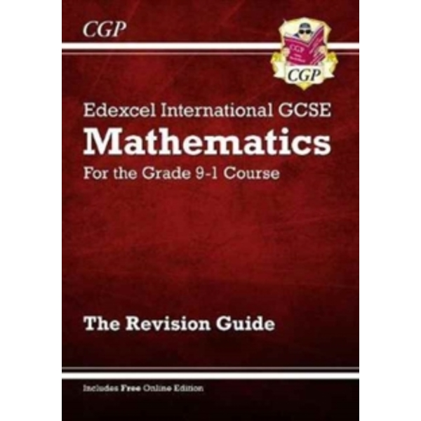 New Edexcel International GCSE Maths Revision Guide - For the Grade 9-1 Course by CGP Books (Paperback, 2017)