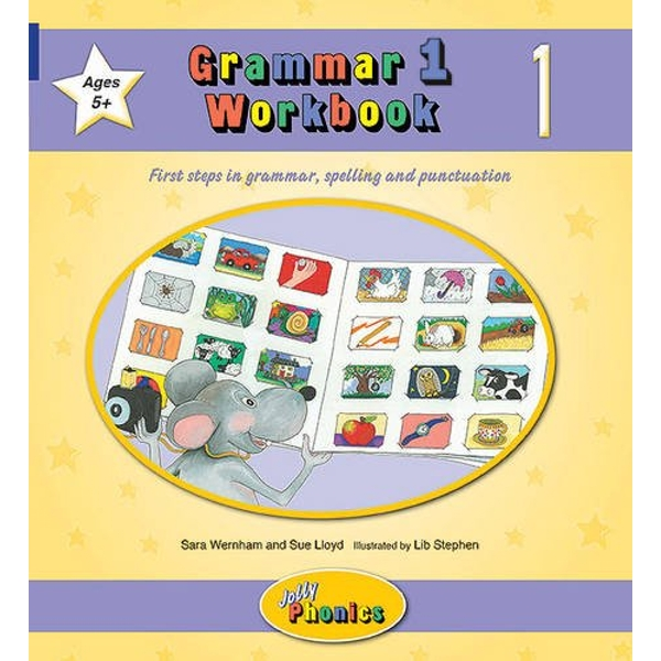 Grammar 1 Workbook 1: in Precursive Letters (BE) by Sue Lloyd, Sara Wernham (Paperback, 2015)