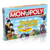 The Beatles Yellow Submarine Monopoly