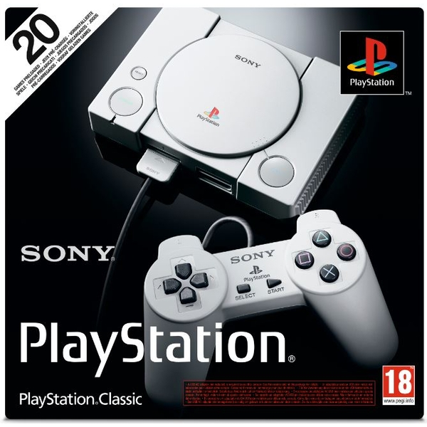Sony PlayStation Mini Classic Console
