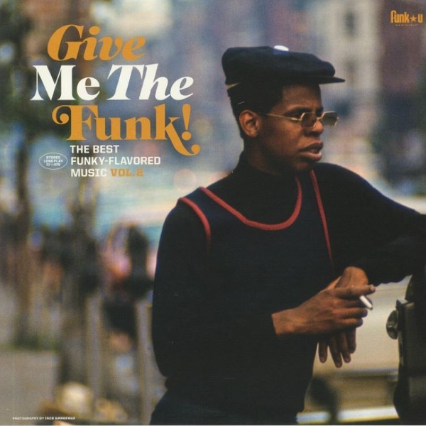 Various - Give Me The Funk! The Best Funky Vol.2 Vinyl