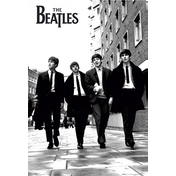 The Beatles In London Maxi Poster