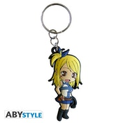 Fairy Tail - Lucy PVC Keyring