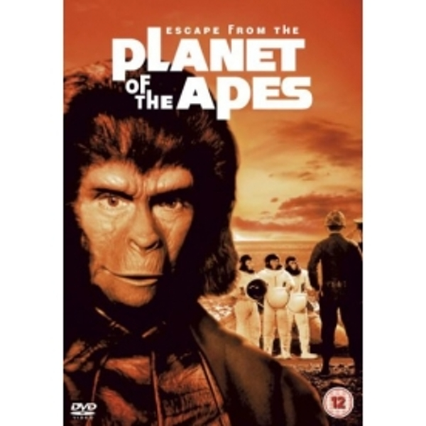 Escape From The Planet Of The Apes DVD