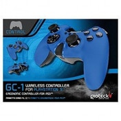 Gioteck GC-1 Wireless PS3 Controller Blue