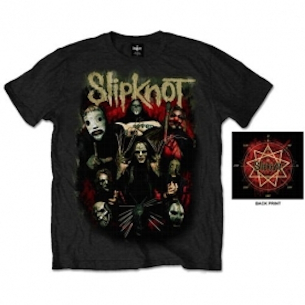 Slipknot Come Play Dying Mens T Shirt X Large