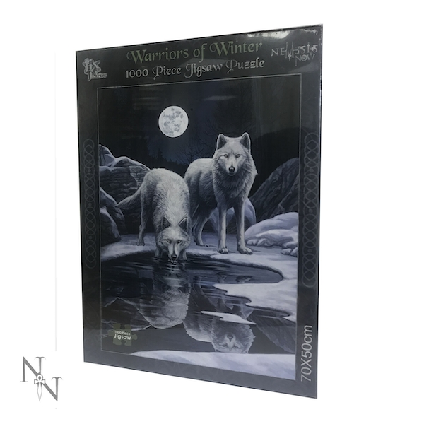 Warriors of Winter (1000pcs) Jigsaw Puzzle