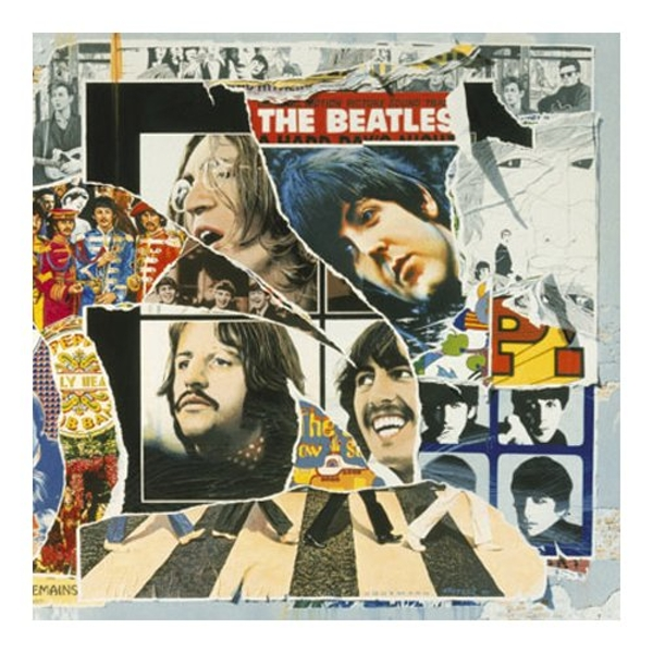 The Beatles - Anthology 3 Greetings Card