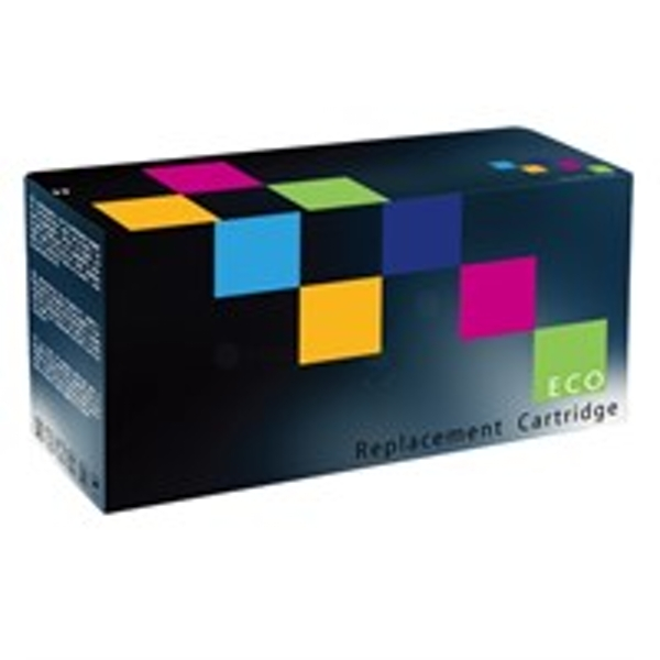 ECO C8061XECO compatible Toner black, 9.7K pages, 480gr (replaces HP 61X)