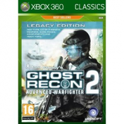 Tom Clancys Ghost Recon Advanced Warfighter 2 Legacy Edition Game Xbox 360