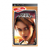 Lara Croft Tomb Raider Legend Game PSP