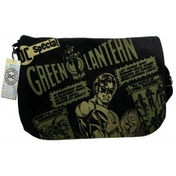 Green Lantern Canvas Shoulder Bag