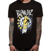 Blink 182 - Mixed Up Men's X-Large T-Shirt - Black