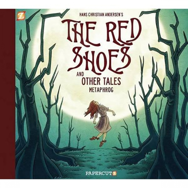 The Red Shoes And Other Tales Hardcover