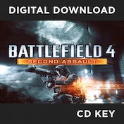 Battlefield 4 Second Assault Expansion PC CD Key Download for Origin