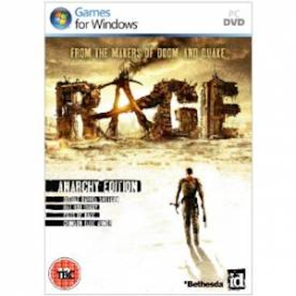 Rage Anarchy Edition Game PC