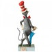 The Cat in the Hat With An Umbrella Dr Seuss Figurine - Image 2