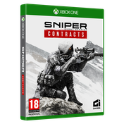 Sniper Ghost Warrior Contracts Xbox One Game