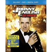 Johnny English Reborn Triple Play Blu-ray