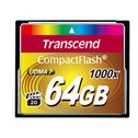 Transcend 64GB 1066x Compact Flash Card