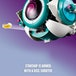 Lego Movie 2 Sweet Mayhem's Systar Starship with Emmet and Lucy Minifigures - Image 5