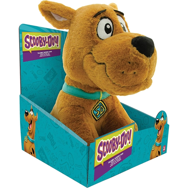 Scooby Doo (Scooby Doo) Singing & Talking Plush
